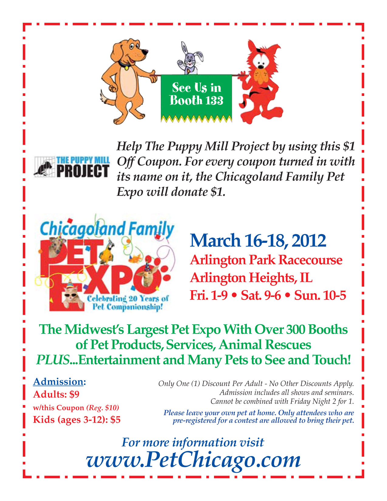 The Puppy Mill Project Blog | www ThePuppyMillProject org